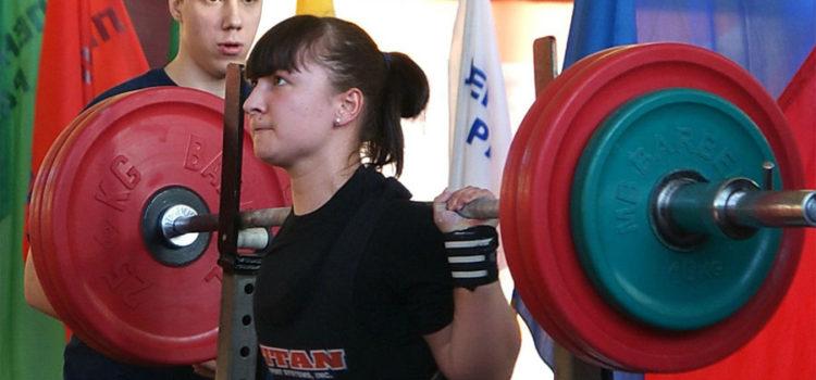 Открытый чемпионат Санкт-Петербурга по пауэрлифтингу